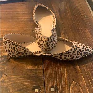 Cheetah Pointy Flats